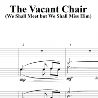 The Vacant Chair - for Concert Band