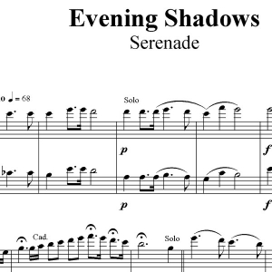 Evening Shadows - Serenade - Trombone Duet - Unaccompanied