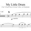 "My Little Drum - from ""A Charlie Brown Christmas"" - for Wind Quintet"