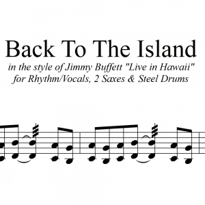 Back to the Island - Jimmy Buffett