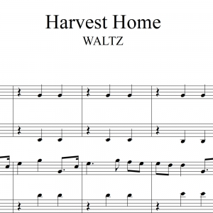 "Harvest Home Waltz - for ""Hungry Five"" Polka Band"