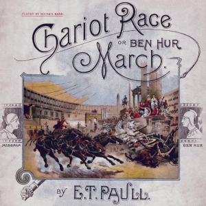 "Ben Hur Chariot Race March - for ""Hungry Five"" Polka Band"