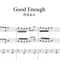 "Good Enough Polka - for ""Hungry Five"" Polka Band"