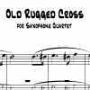 Old Rugged Cross - Saxophone Quartet