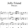"Jolly Friend Polka - for ""Hungry Five"" Polka Band"