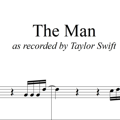 The Man - Taylor Swift - String Quartet