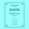 Oh Slip It Man (N.C. Davis) for Trombone and Piano